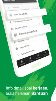 GO-JEK Driver screenshot 4