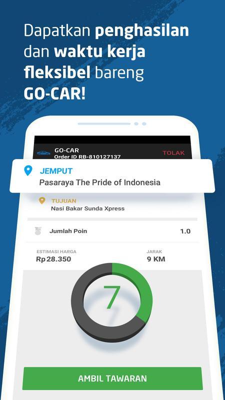 Go Car Driver Fur Android Apk Herunterladen