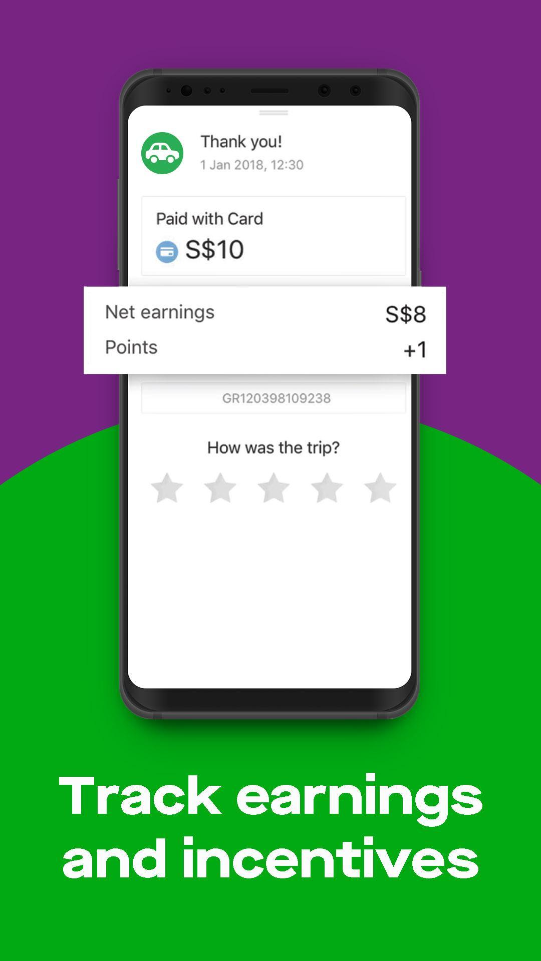 Gojek Driver Singapore For Android Apk Download