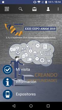 Expo ANAM poster