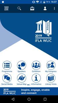IFLA WLIC 2019 poster