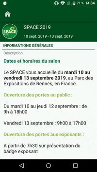 SPACE 2019 RENNES screenshot 3
