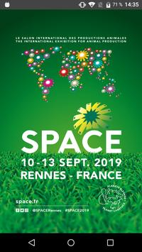 SPACE 2019 RENNES poster