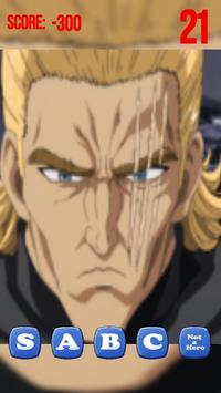 Anime Quiz Battle Arena - OnePunchMan screenshot 7