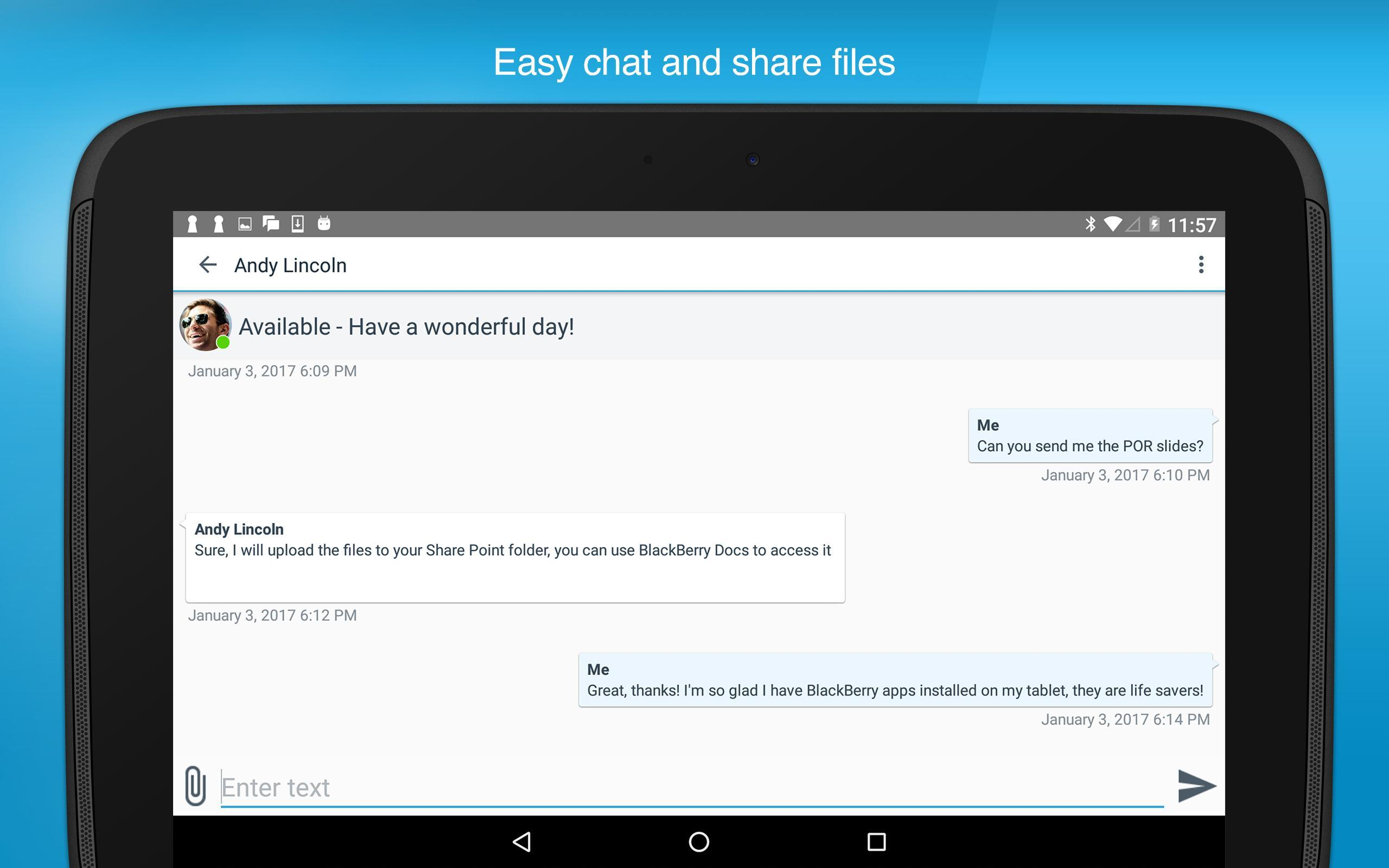 BlackBerry Connect for Android - APK Download