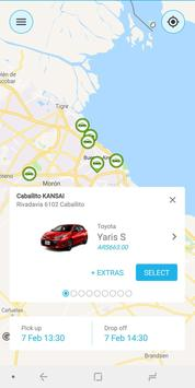 Toyota Mobility Services: TEST screenshot 2