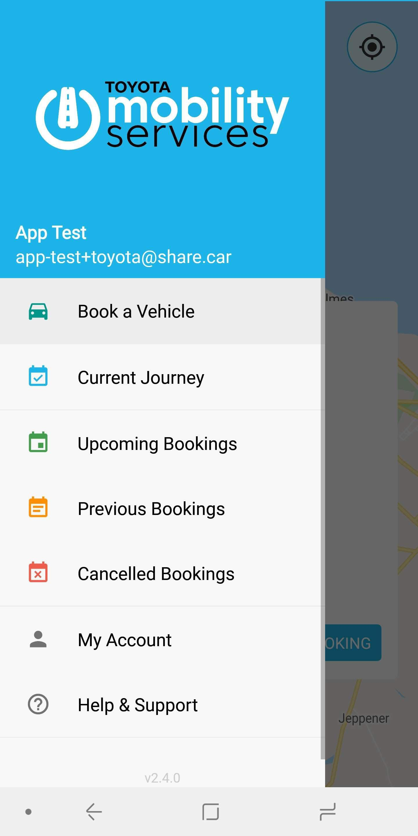 Toyota Mobility for Android - APK Download