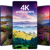 Beautiful wallpapers 4k icon