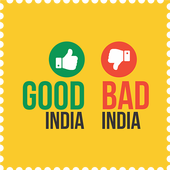 Good India Bad India icon