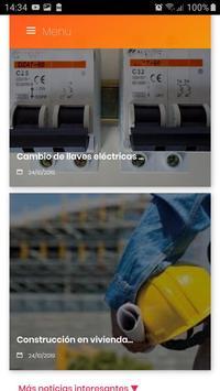 Reparaciones Jobe screenshot 2