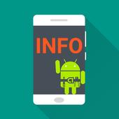 Device Info ícone