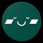 Kaomoji. Text smiles + Constructor icon