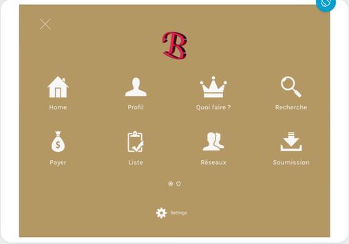 B-INC (Votre colis voiturage ) screenshot 2