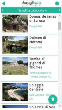 DorgaliApp - Dorgali Cala Gonone a portata di App screenshot 3
