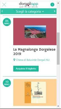 DorgaliApp - Dorgali Cala Gonone a portata di App screenshot 1
