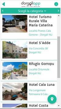 DorgaliApp - Dorgali Cala Gonone a portata di App screenshot 7