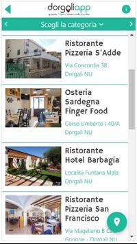 DorgaliApp - Dorgali Cala Gonone a portata di App screenshot 6