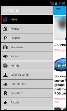 Dakaractu screenshot 1