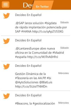 Decideo screenshot 2