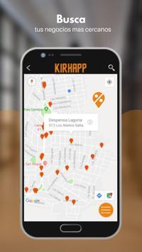 Kirhapp screenshot 1