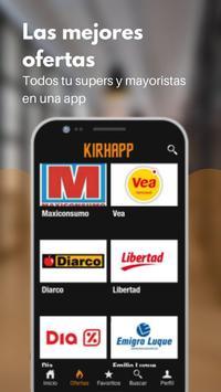 Kirhapp screenshot 2