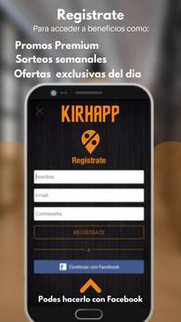Kirhapp screenshot 6