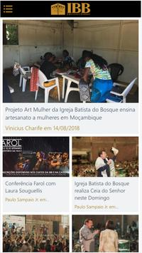 Igreja Batista do Bosque скриншот 1