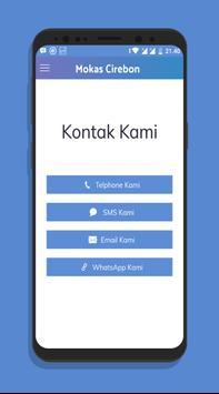 Mokas Cirebon screenshot 5