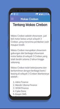 Mokas Cirebon screenshot 6