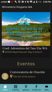 Ministerio Hispano WA screenshot 5