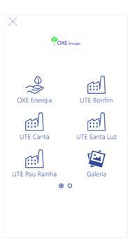 OXE Energia RIMA poster