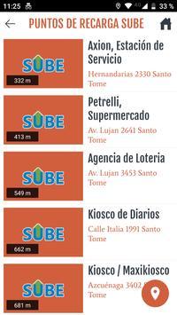 Santoto Multiguia screenshot 4