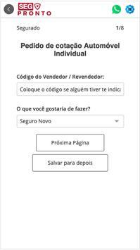 Seg Pronto screenshot 4