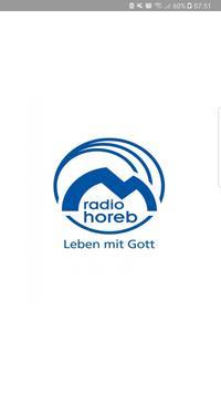 Radio Horeb poster