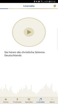 Radio Horeb screenshot 2
