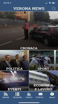Verona News screenshot 2