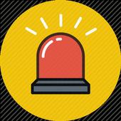 지게차위험알림 icon