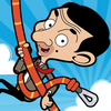 Mr Bean - Risky Ropes ícone