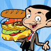 Mr Bean - Sandwich Stack ikona