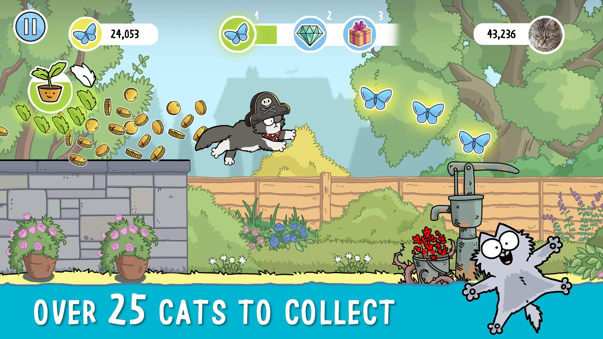 Simons Cat Dash For Android Apk Download