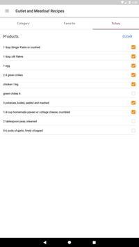 Cutlet Recipes screenshot 10