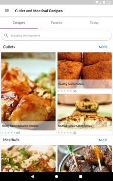 Cutlet Recipes screenshot 12