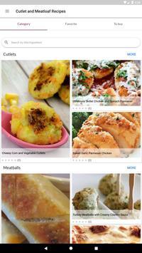 Cutlet Recipes screenshot 6