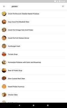 Crock Pot Cookbook screenshot 11