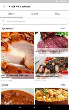 Crock Pot Cookbook screenshot 6