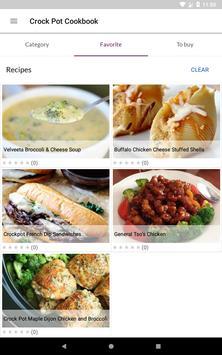 Crock Pot Cookbook screenshot 9