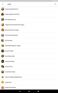 Diet Recipes स्क्रीनशॉट 11