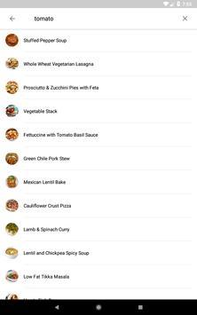 Diet Recipes स्क्रीनशॉट 17