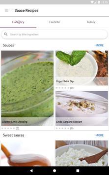 Sauce Recipes screenshot 12