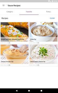 Sauce Recipes screenshot 15